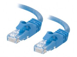 Cat6 550 MHz Snagless Patch Cable